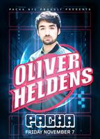 Oliver Heldens at Pacha NYC