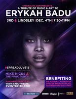 SpreadLuv.com presents a Tribute of Music & Art to...