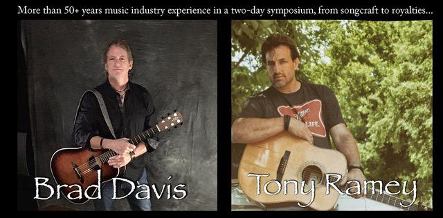 Music Makers Workshop with Brad Davis and Tony Ramey Second Session
