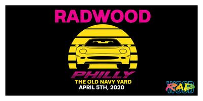 RADwood Philly 2020 - 1980s/1990s Car Show
