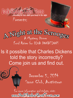 A Night at the Scrooges - Mystery Dinner