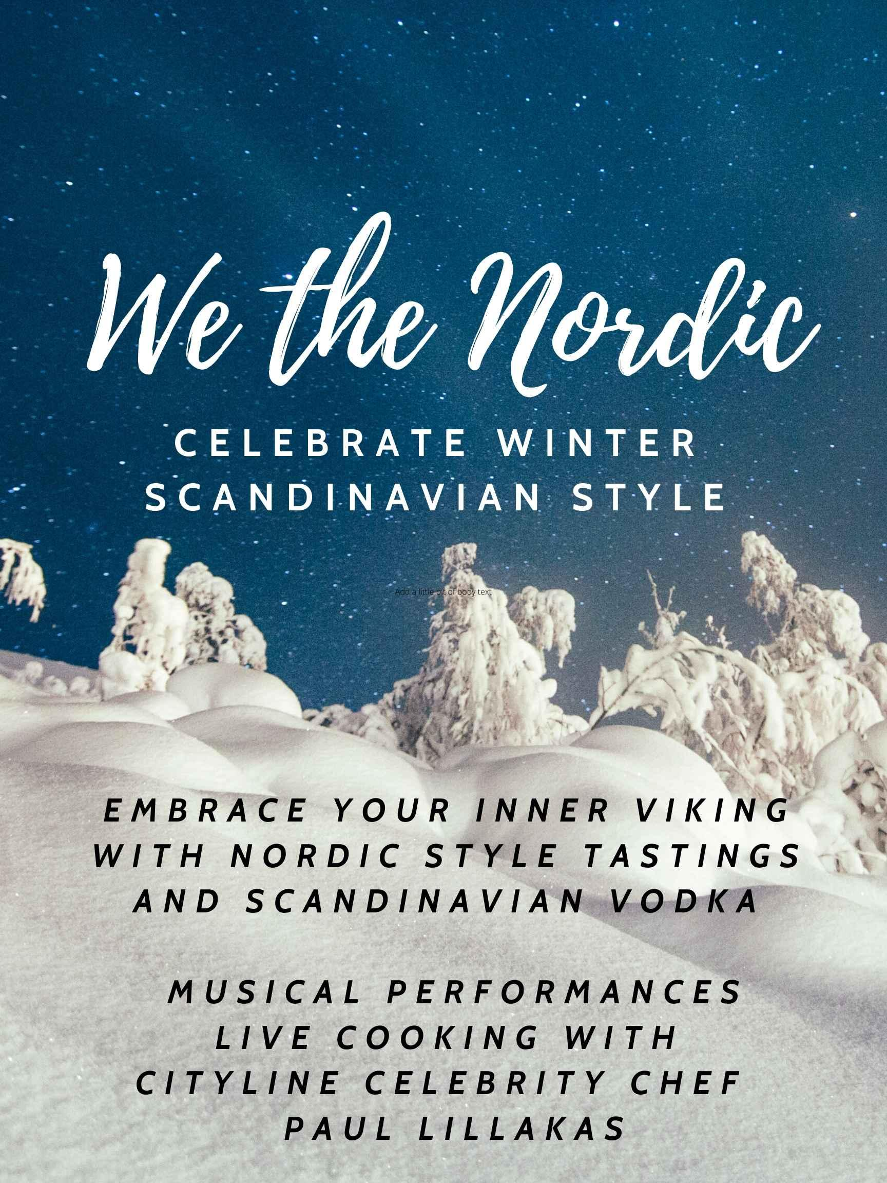We The Nordic