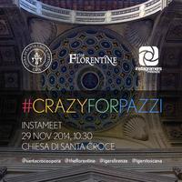 #CrazyforPazzi Instameet