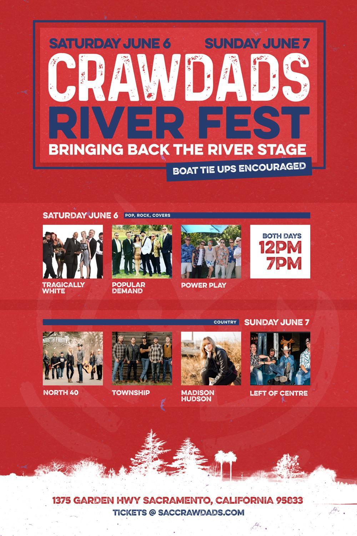 Crawdads River Fest