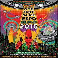 NYC Hot Sauce Expo 2015