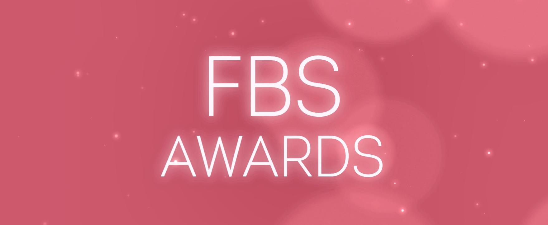 2020 FBS Awards