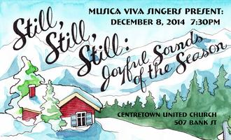 Still, Still, Still: Joyful Sounds of the Season