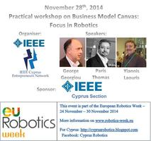 Practical workshop on Business Model Canvas: Focus in...