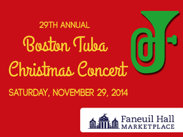 29th Annual Boston Tuba Christmas Concert