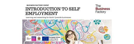 Introduction to Self-employment | Tuesday 18th...