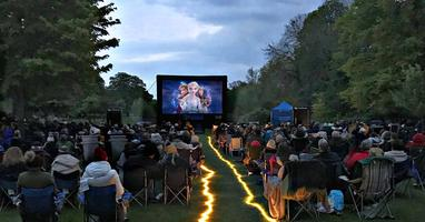 Frozen 2 (PG) Outdoor Cinema Experience at...