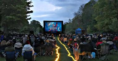 The Greatest Showman - Outdoor Cinema Experience at...