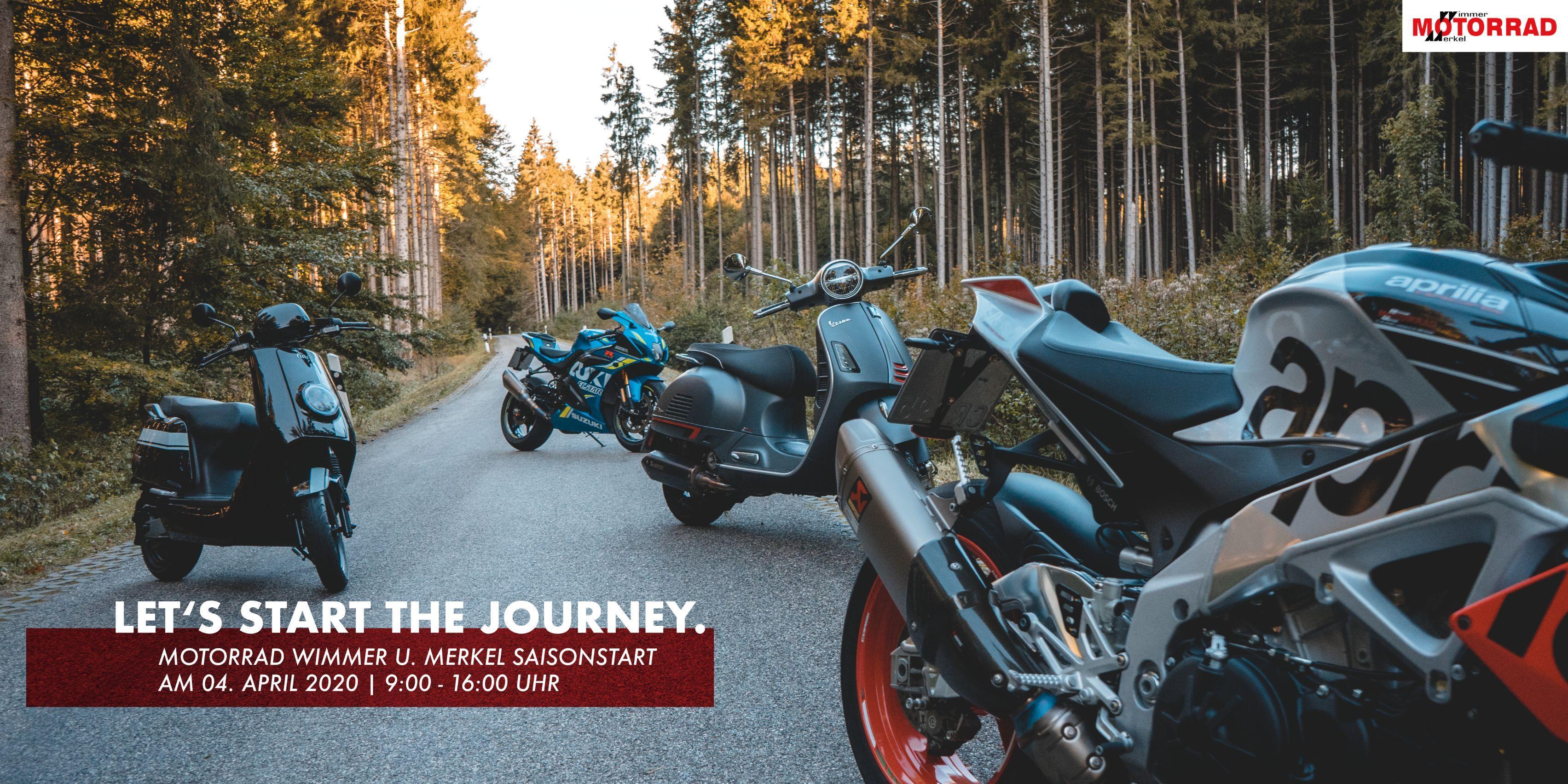 Saisonstart 2020 • Motorrad Wimmer u. Merkel