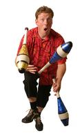 """Escape Artistry, Juggling and Magic with """"The Greg..."""