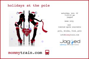 Moms' Night Out: Holidays at the Pole (for reals)