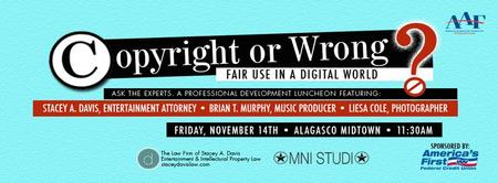 Copyright or Wrong: Fair Use in a Digital World
