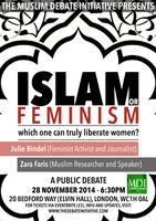 DEBATE | Islam or Feminism: which one can truly...
