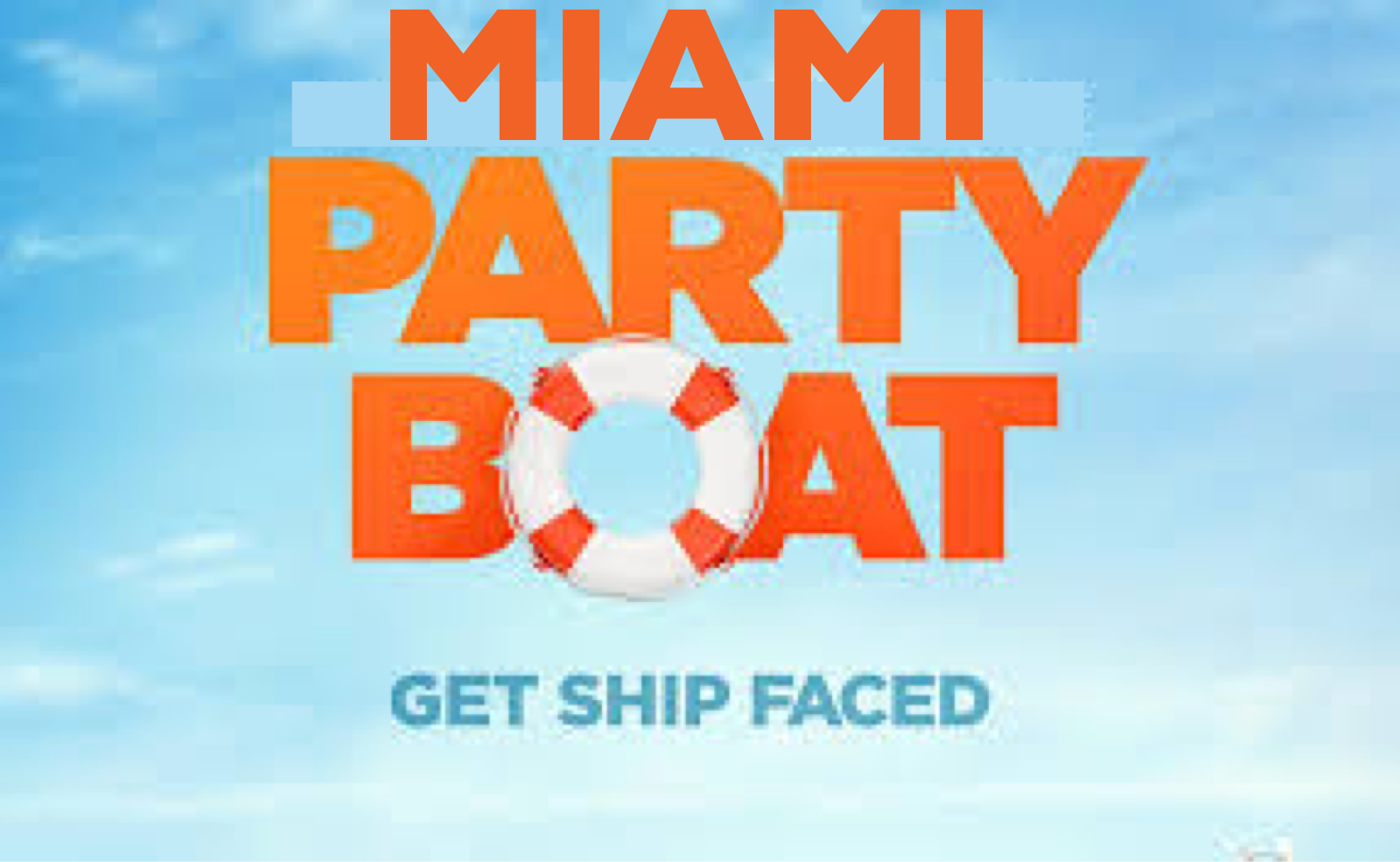 #Miami Boat Party- Unlimited Drinks - Miami Events