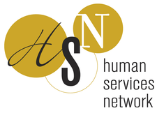 Human Services Network logo