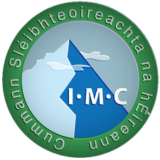 Irish Mountaineering Club logo