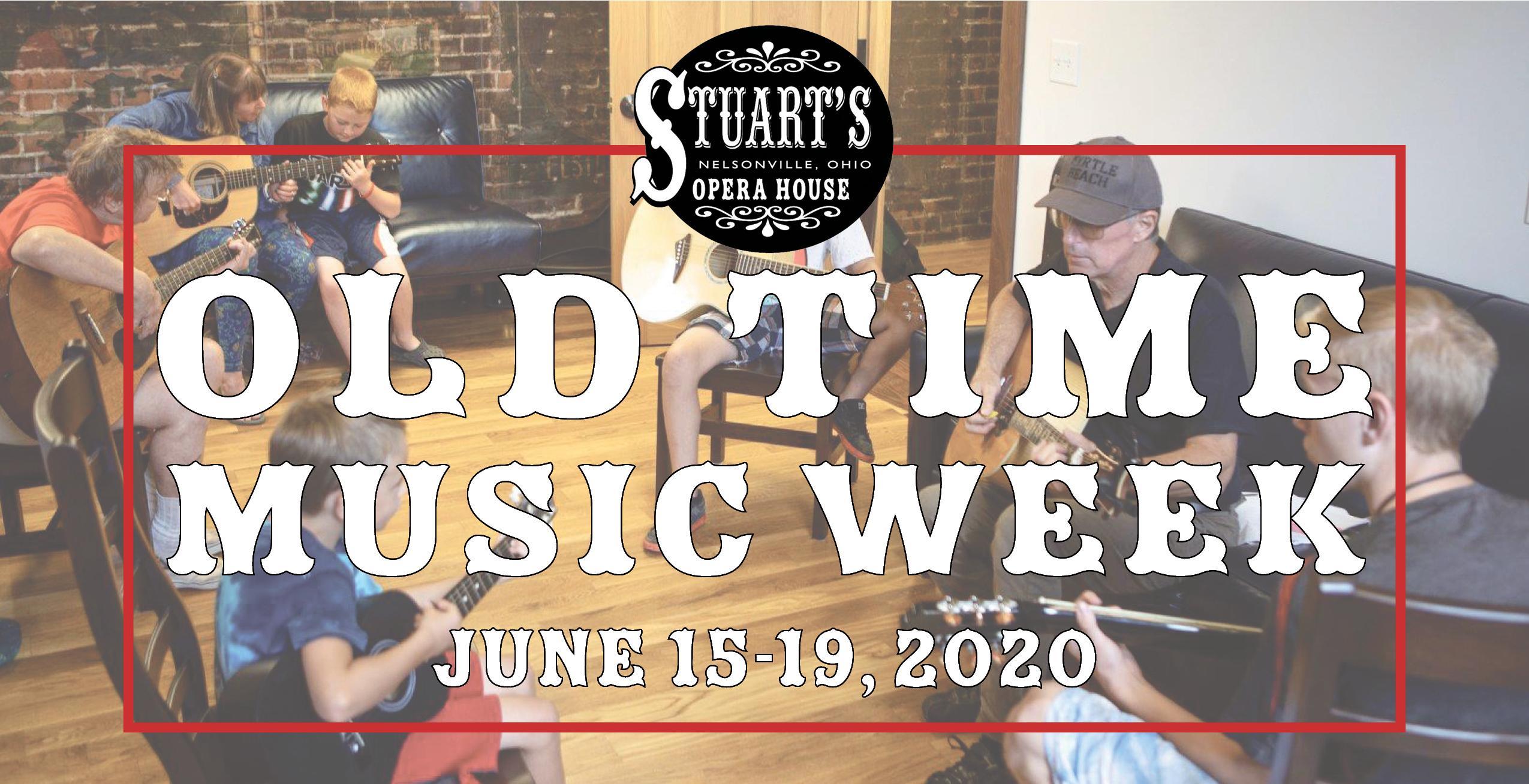 Old Time Music Week