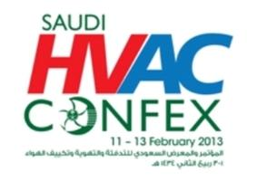 Saudi HVAC Confex in Riyadh