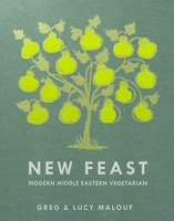 Dinner & Book Launch with Greg - New Feast @ Malouf...