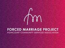Forced Marriage Project of Agincourt Community Services Assoc. logo
