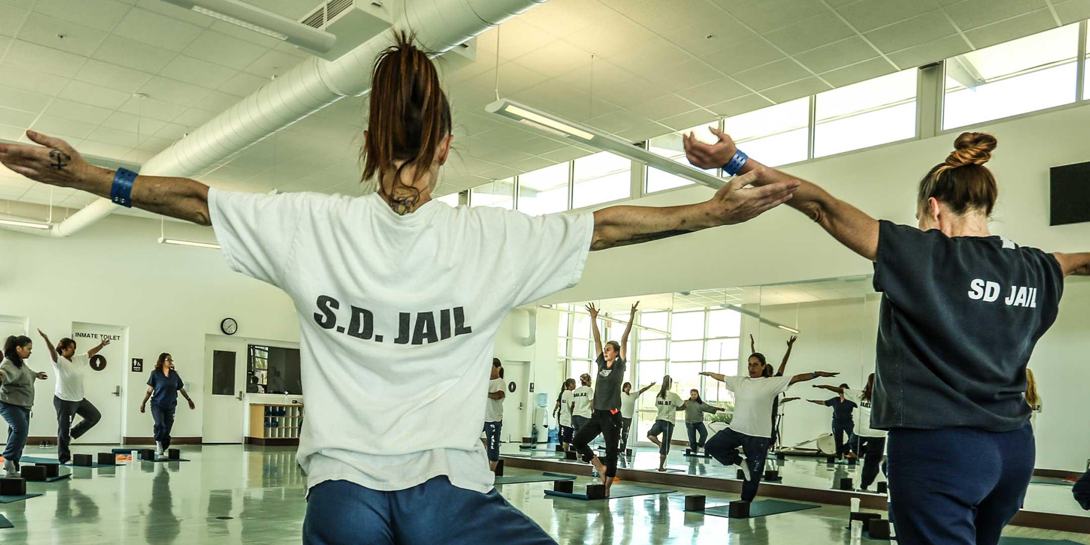 Introduction to Prison Yoga Project - San Diego, CA