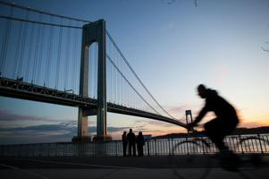 The Verrazano Bridge's 50th Birthday Bash
