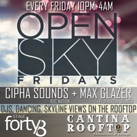 OPEN SKY FRIDAY: STAGE48: EVERYONE FREE ON PETERS LIST!