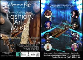 Amarachi Bliss: A Magical Night of Fashion, Art & Music