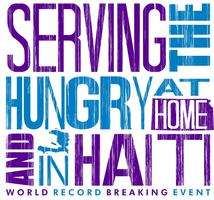 Serving the Hungry at Home and in Haiti - World Record Event