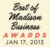 2013 Best of Madison Business Awards Luncheon