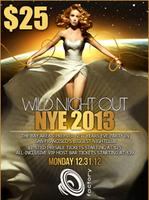 Wild Night Out NYE 2013 @The Factory (Mega Club - Party...