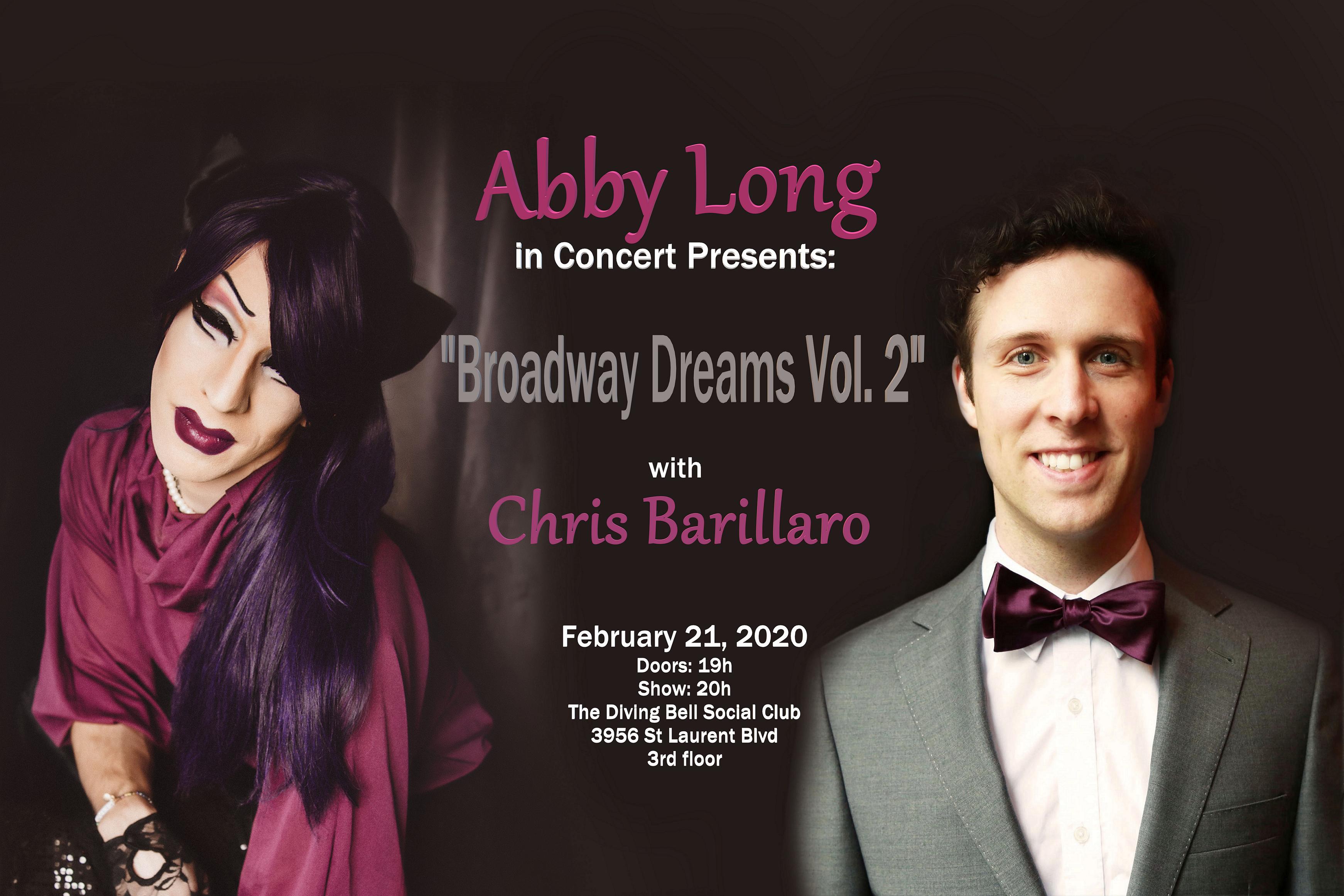 Broadway Dreams Vol. 2