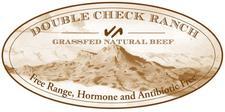 Double Check Ranch logo