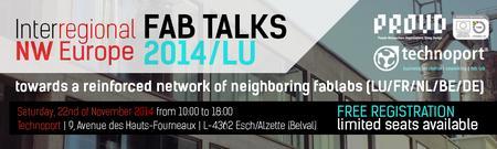 Interregional FabTalks 2014 | PROUD
