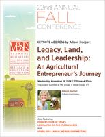 VBSR's 22nd Annual Fall Conference