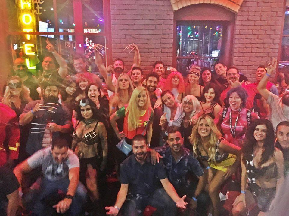 Halloween Bar Crawls 2020 2nd Annual Downtown Massive Halloween Bar crawl and Ball Friday