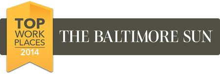 The Baltimore Sun Top Workplaces 2014