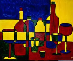 Paint and Wine Event-20200301