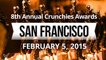 8th Annual Crunchies Awards