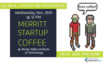 Merritt Startup Coffee