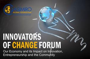 """4th Annual Innovators of Change Forum (IOC): """"Our..."""