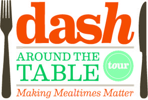 Dash Around the Table Cooking Show