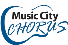 Music City Chorus logo