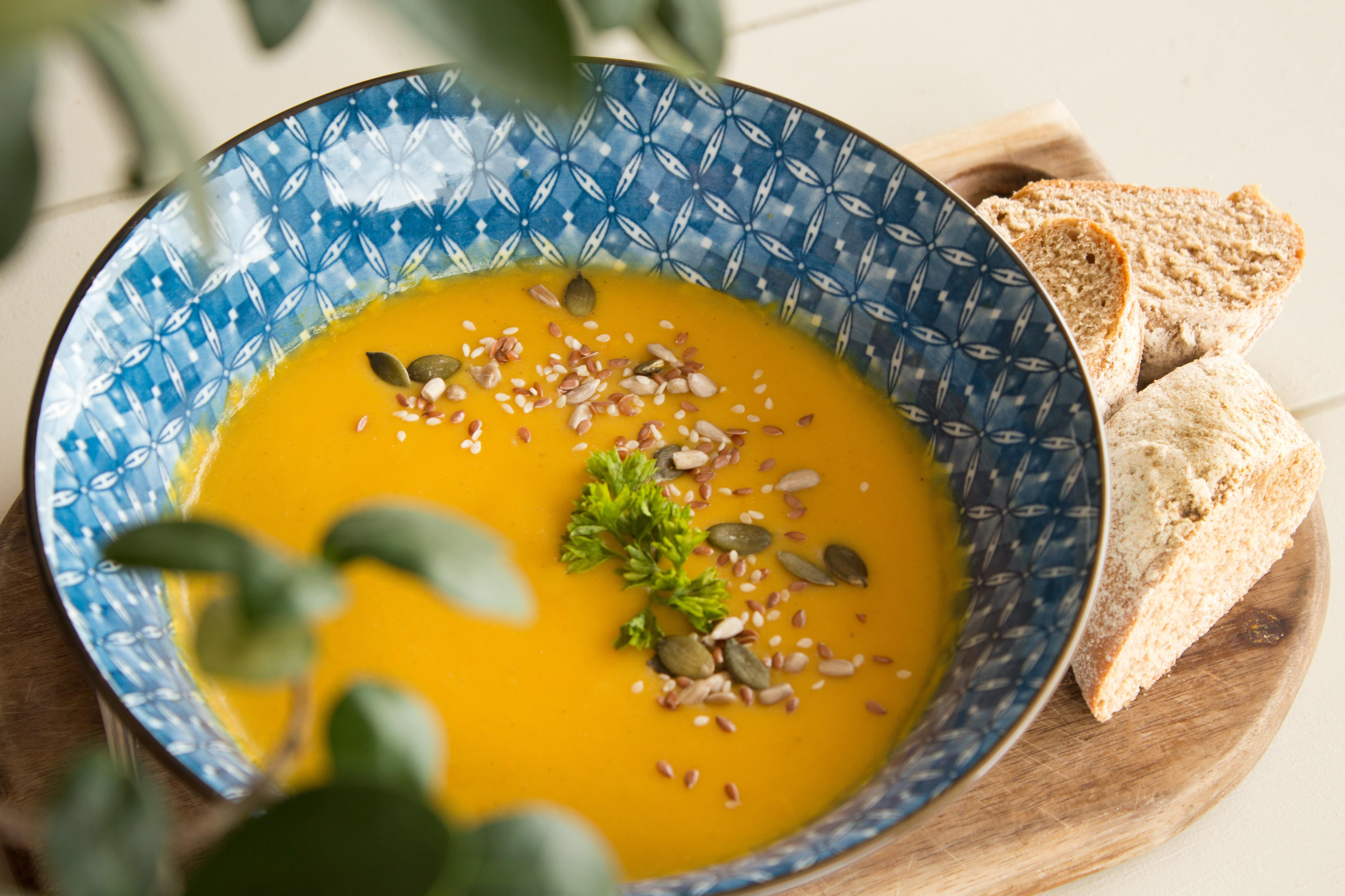Farm to Mat: Soup & Savasana