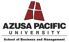 APU School of Business and Management logo