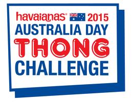 Havaianas Thong Challenge - Bondi Beach (NSW)